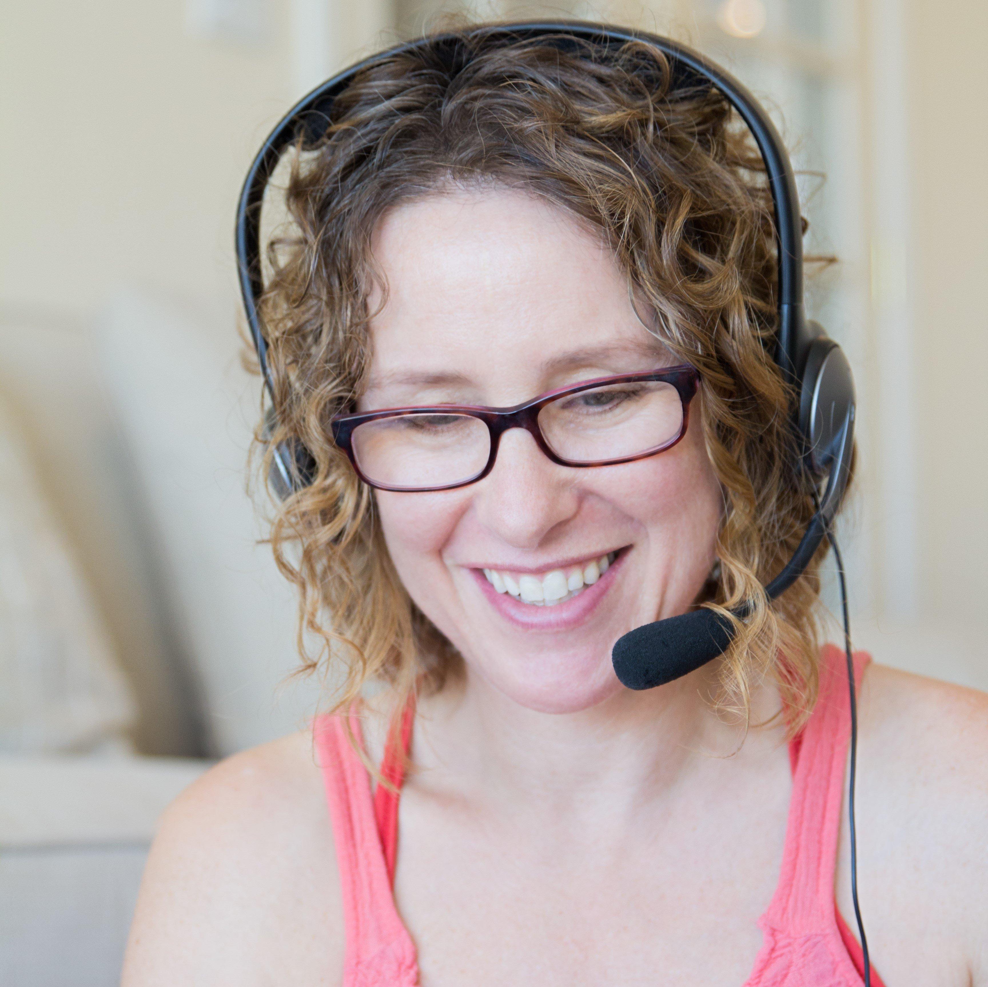 Ma Yoga Podcast with Jessica Jennings - Mama Talk