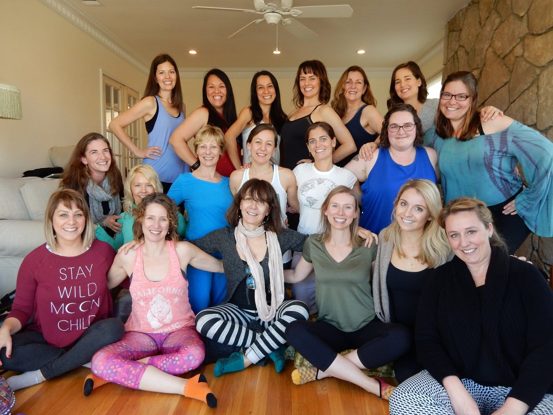 Ma Yoga Living Prenatal Teacher Training
