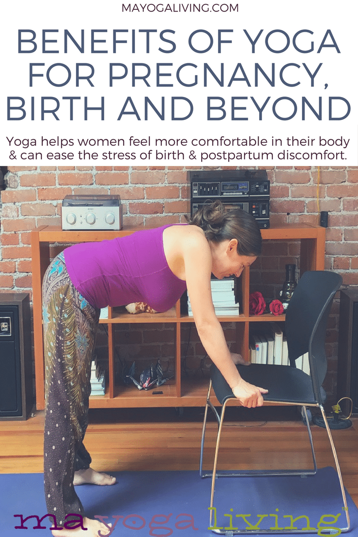 yoga for pregnancy
