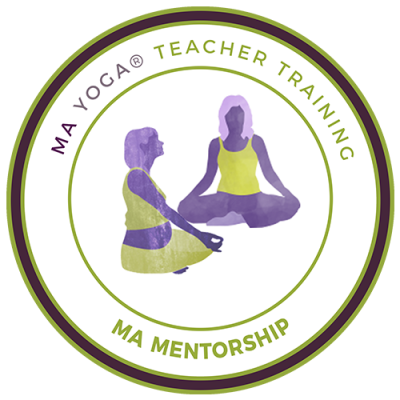 Ma Yoga Teacher Mentorship - part of Ma Yoga Teacher Certification