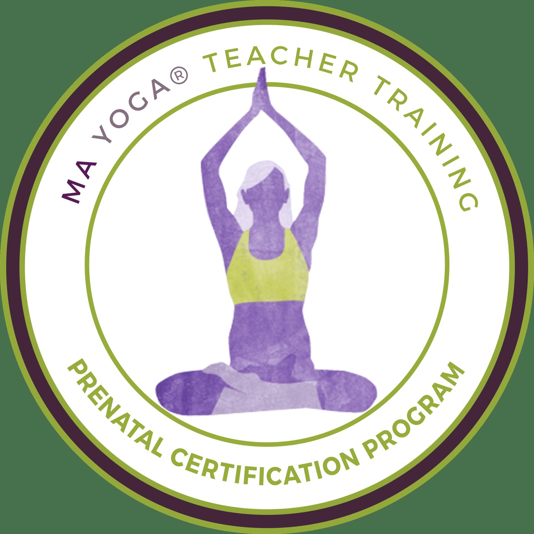 Ma Yoga Prenatal Yoga Certification Program - Prenatal plus