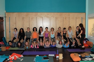 Yoga of Healing for Women celebration