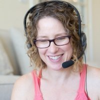 Ma Yoga founder and Prenatal Yoga Teacher Trainer Jessica Jennings, MS