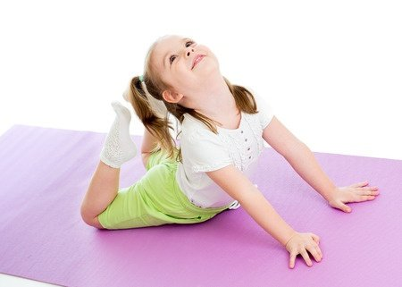 ways to get your child to love yoga