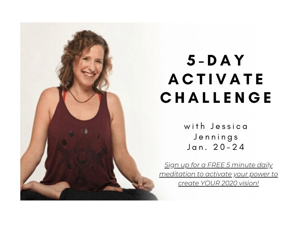 5-Day Activate Challenge