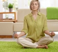 easy meditation - healthy habit for moms