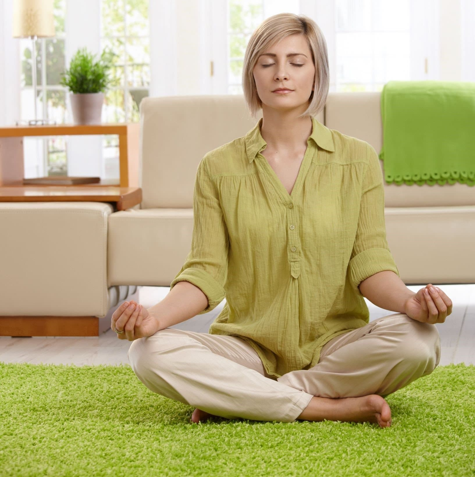 easy meditation for moms