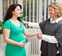 pregnant woman questions to ask your midwife