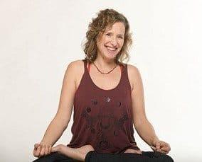 Jessica Jennings, founder of Ma Yoga for Pregnancy, Motherhood & Beyond